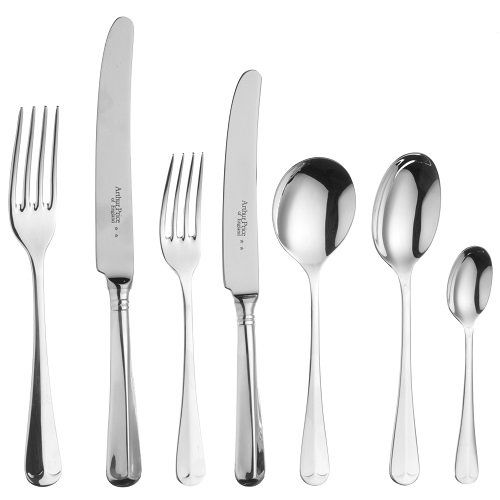 Rattail Sovereign Silver Plate Cutlery Arthur Price Lincoln House Cutlery
