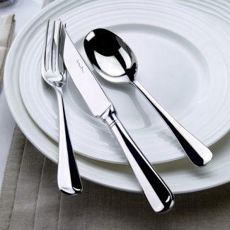 Rattail stainless steel cutlery, Arthur Price