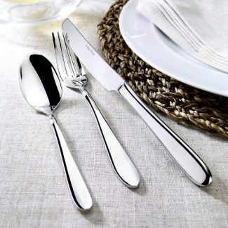 Willow stainless steel cutlery, Arthur Price