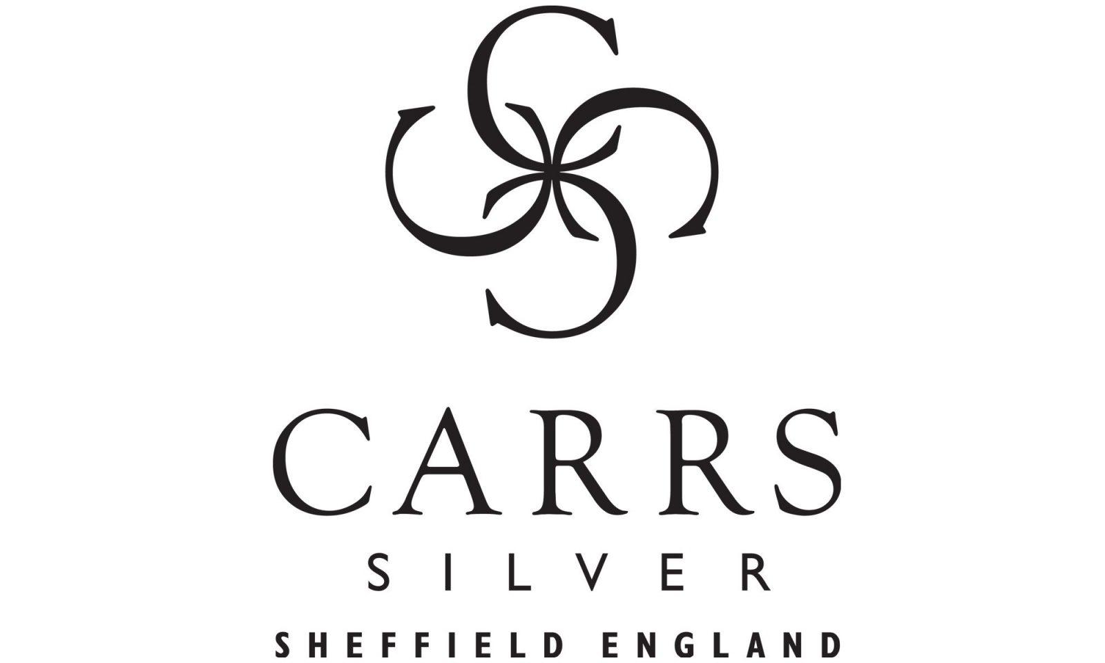 Carrs Silver Cutlery Sheffield England Logo