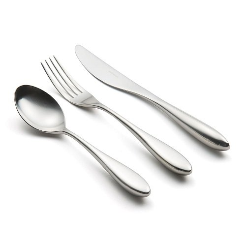 City stainless steel cutlery, David Mellor