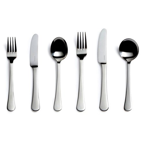 Classic stainless steel cutlery, David Mellor