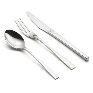 Embassy stainless steel cutlery, David Mellor