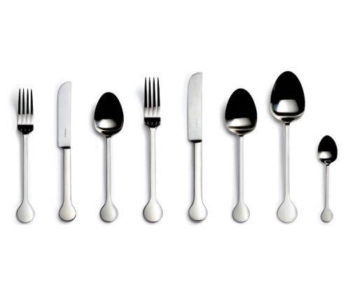 Hoffman stainless steel cutlery, David Mellor