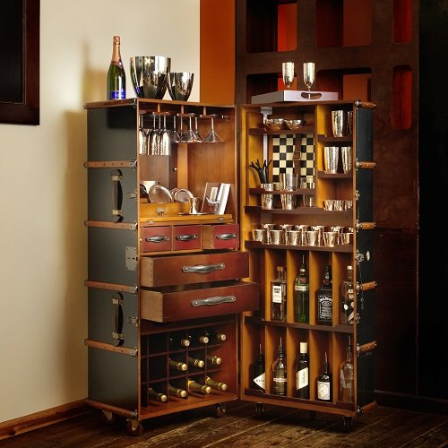 Martele 62 Piece Bar Set With Trunk Robbe Amp Berking