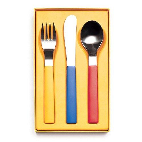 Children's Multicolour Cutlery Set, David Mellor