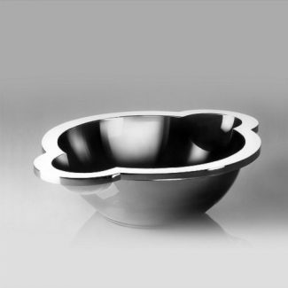 ALTA Sterling Silver Large Bowl, Robbe & Berking