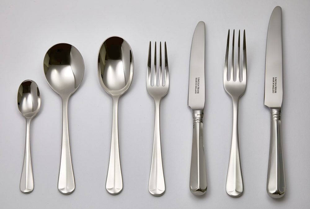 Cutlery vs Flatware