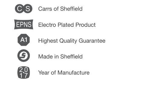 Carrs Sheffield Plate