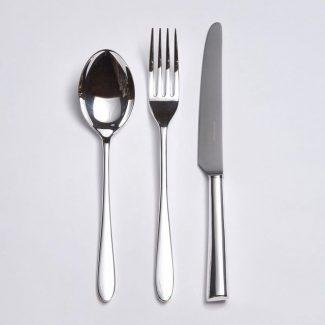 David Mellor Silver Plate Cutlery