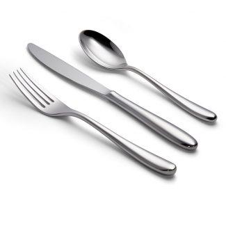 Siena stainless steel cutlery by Elia